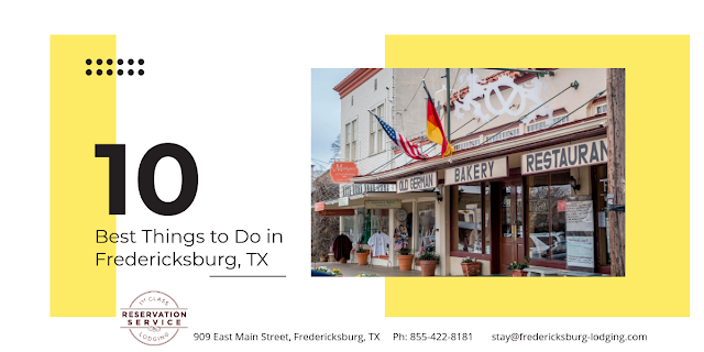 10 best things to do in Fredericksburg blog cover image