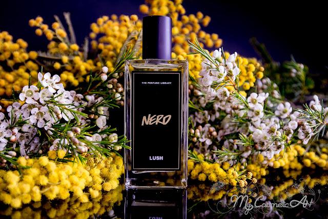 Renaissance, el tratamiento de Lush Spa inspirado en los perfumes.