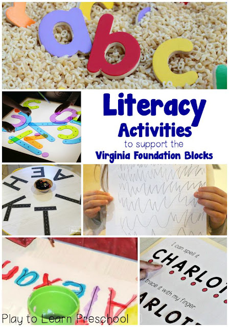 Virginia Foundation Blocks for Literacy