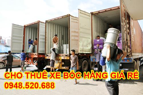 Cho thuê xe áp tải hàng hóa giá rẻ