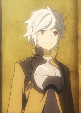 AnimeReview: Danmachi S01E01