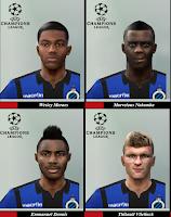 PES 6 Facepack Club Brugge KV 2018 by PES6 TE FaceMakeur