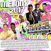Cd (Mixado) Mega Principe Negro (Melody 2017) Vol:04