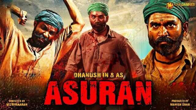 Asuran Full Movie Watch Download online free - Dhanush