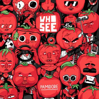 Who See - Pamidore - Album Download, Itunes Cover, Official Cover, Album CD Cover Art, Tracklist