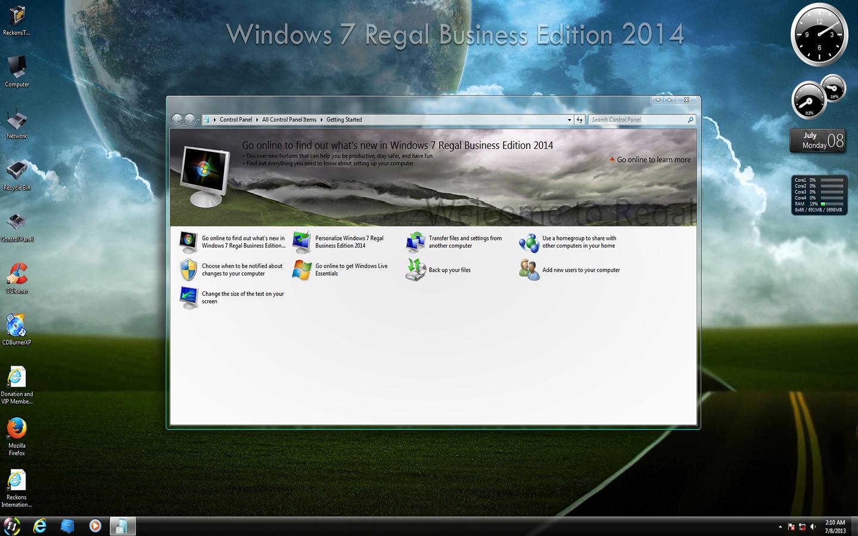 Download Windows 7 Service Pack 2 (64 bit-32 bit)