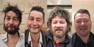 Βρετανός κομμωτής δεν αλλάζει μόνο κουρέματα αλλά ολόκληρες ζωές - ΕΙΚΟΝΕΣ