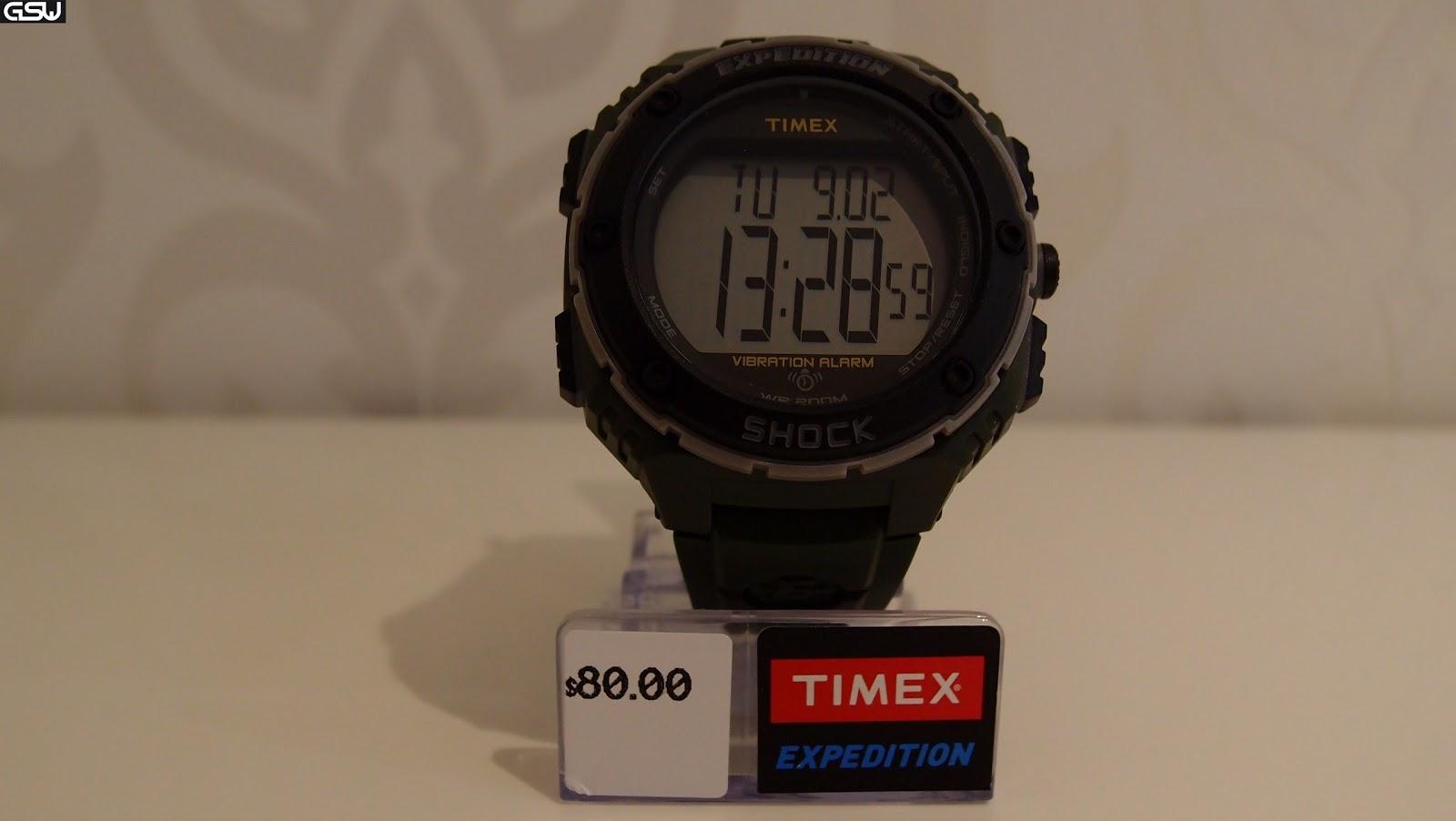 63cdb78080c0 ... hoy voy a mostraros un reloj bastante interesante el Timex Expedition  T49951