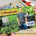 Debit Picture Card Maybank Baru Dapat