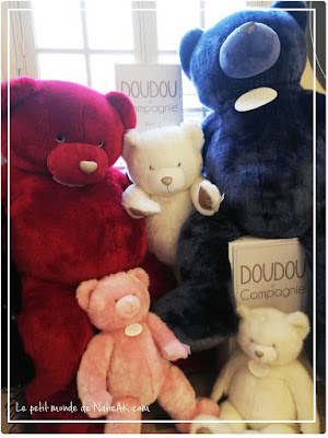 Doudou et compagnie Made in France