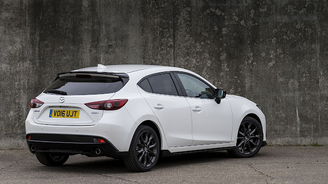 Mazda 3 Sport Black Special Edition on sale from 1st april 2016