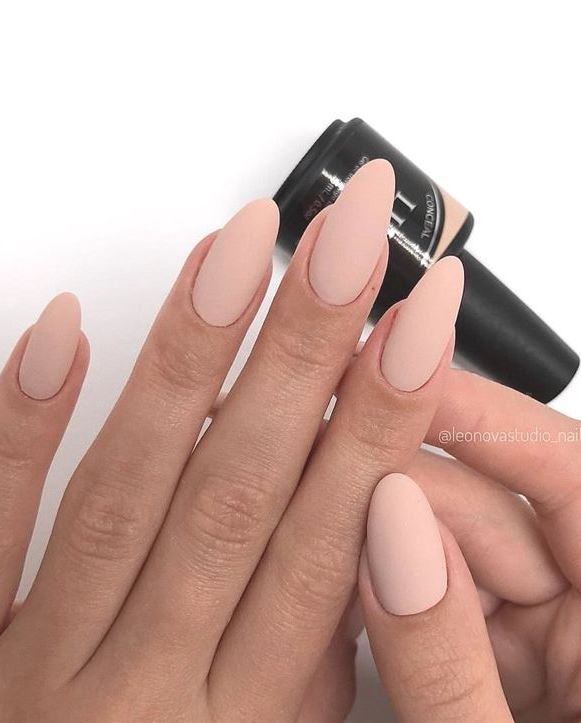 perfect matte nail design for everyone
