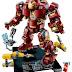 LEGO, ecco il set della Hulkbuster di IronMan