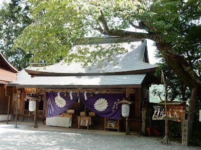 吉野山:吉水神社