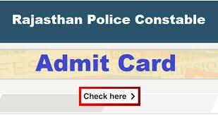 rajasthan police constable, rajasthan police constable admit card, rajasthan police constable admit card 2020, rajasthan police admit card 2020, rajas