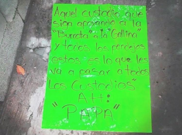 """ZETAS DE """"VIEJA ESCUELA"""" SIGUEN CUMPLIENDO SUS AMENAZAS DE MATAR INOCENTES"""", EJECUTARON A DOS SEXAGENARIOS FAMILIARES DE DOS CUSTODIOS."""