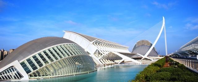 Complexo de Artes e Ciências de Valencia