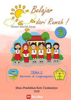 Buku Modul Pembelajaran Jarak Jauh (PJJ)