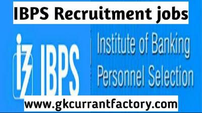 IBPS Recruitment probationary officer ( PO )