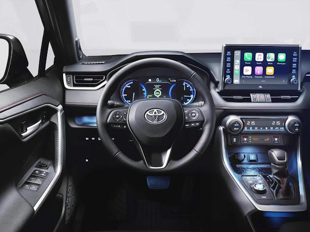 Novo Toyota RAV4 2021 Hybrid