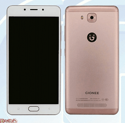 Gionee F5 Runs 4GB Ram 64GB Rom 4000 Mah Teen certified