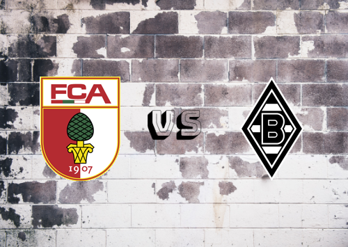Augsburg vs Borussia M'gladbach  Resumen