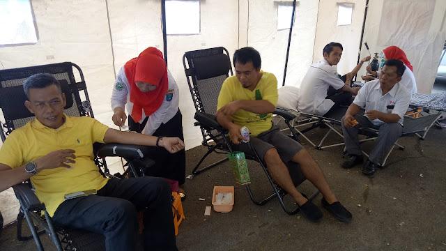 PMI OKI Harapkan Milenial Turut Donor Darah