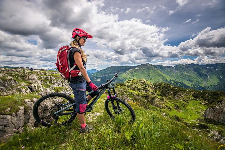 Mountainbike Tour Julische Alpen