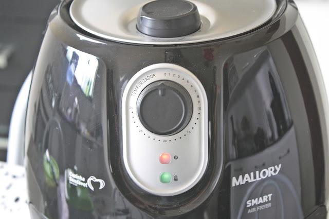 Resenha Fritadeira sem óleo Air Fryer da Mallory