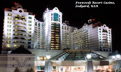 Foxwoods Resort Casino, Ledyard, United States
