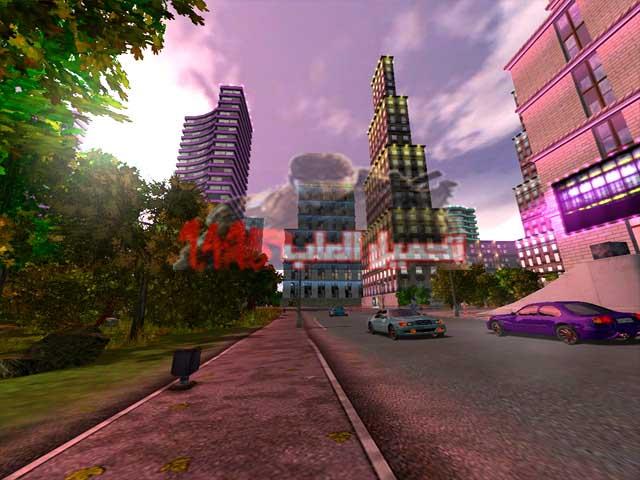 تحميل العاب - لعبة سيارات المدينة 2016