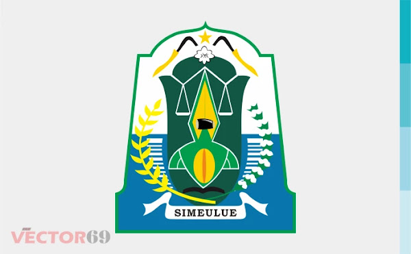Kabupaten Simeulue Logo - Download Vector File SVG (Scalable Vector Graphics)