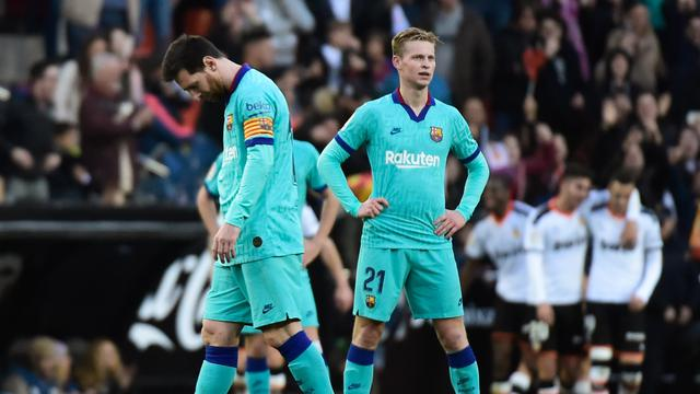 It took 13 years for Valencia to tame Barcelona at the Mestalla Stadium