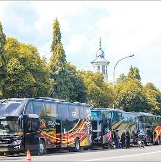 agen bus bejeu semarang