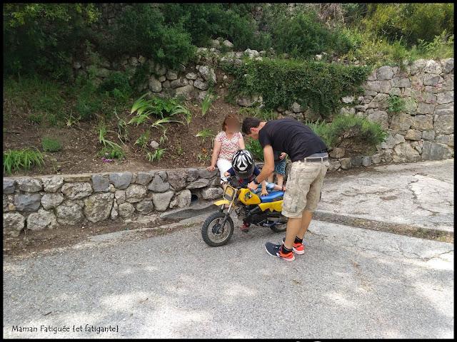 blog famille sud moto enfant