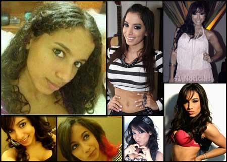 Fotos de Anitta antes e depois da fama