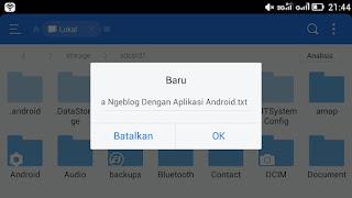 Bagaimana ya cara ngeblog hanya dengan memakai hp android Tips Dan Cara Ngeblog Di HP Android Dengan Praktis Dan Menyenangkan