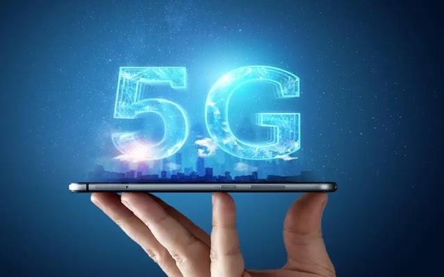 تقنية الجيل الخامس 5G