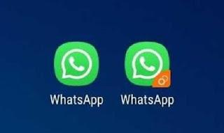 Cara Mengetahui Whatsapp Ada 2