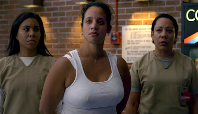 Orange Is The New Black 5x08 - Tied To The Traintracks