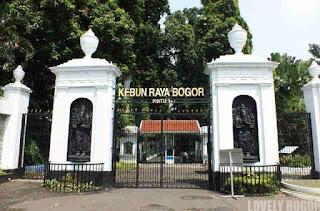 Deretan Kisah Mistis di Kawasan Kebun Raya Bogor