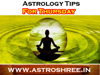 how to make thursday lucky by astrology
