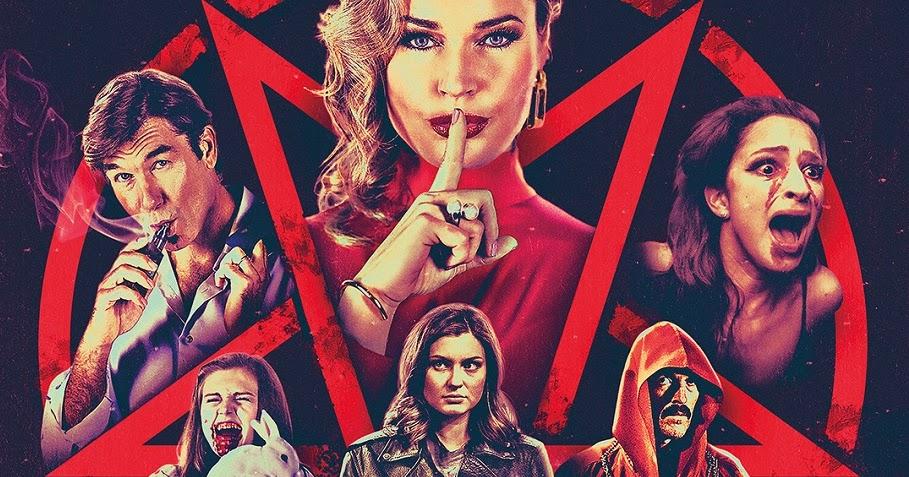 Trailers: Satanic Panic (2019) Official Trailer
