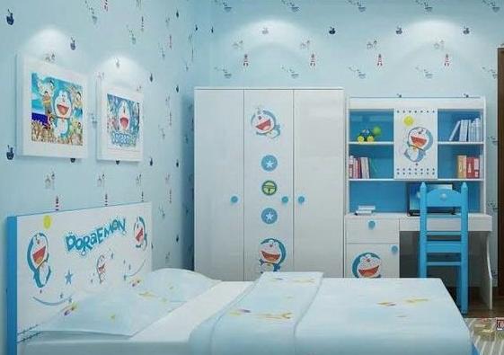 43 Dekorasi Kamar Doraemon Sederhana Minimalis Unik Dan Modern