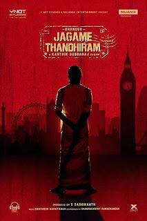 Jagame Thandhiram First Look Poster 2