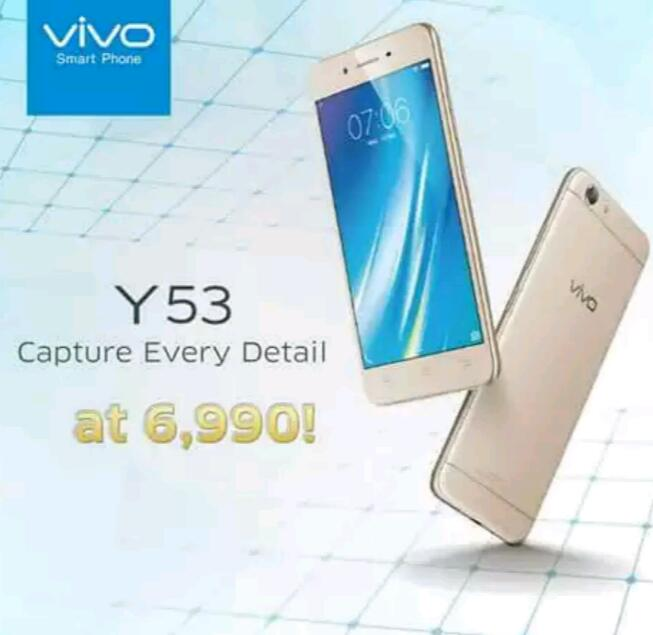 Vivo Y53 Now In The Philippines, First With Snapdragon 425 SoC inside