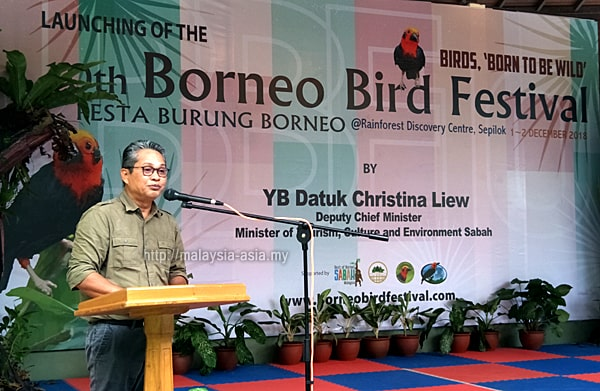 Sabah Datuk Rosmadi Datu Sulai