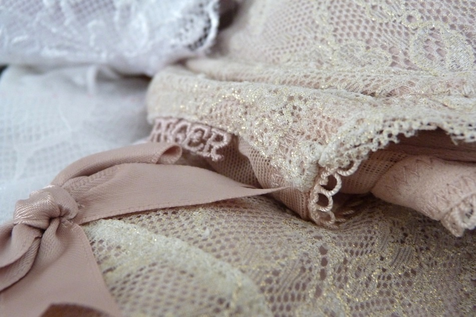 an image of janet reger lacey underwear