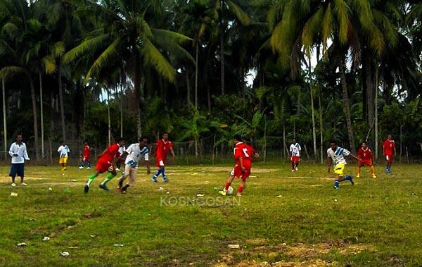 proposal sepakbola