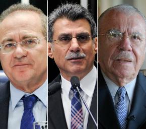 Teori nega pedido de prisão de Renan e Jucá e tornozeleira para Sarney